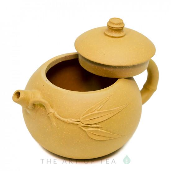 Чайник из исинской глины т94, 140 мл