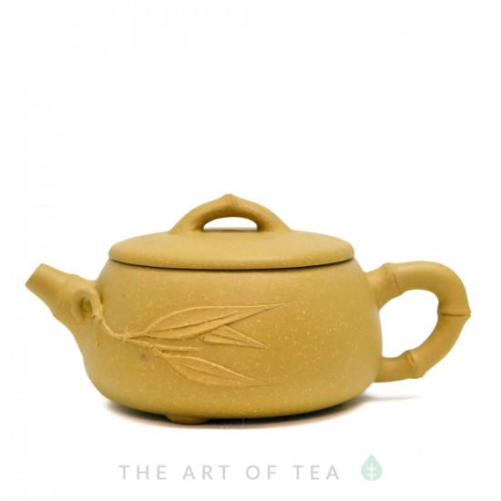 Чайник из исинской глины т95, 135 мл
