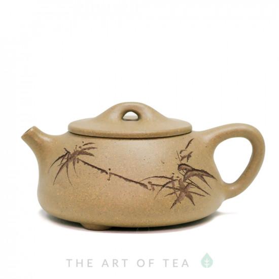 Чайник из исинской глины т97, 155 мл