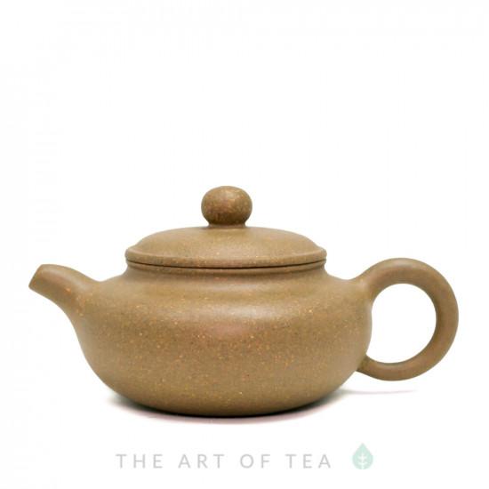 Чайник из исинской глины т87, 90 мл