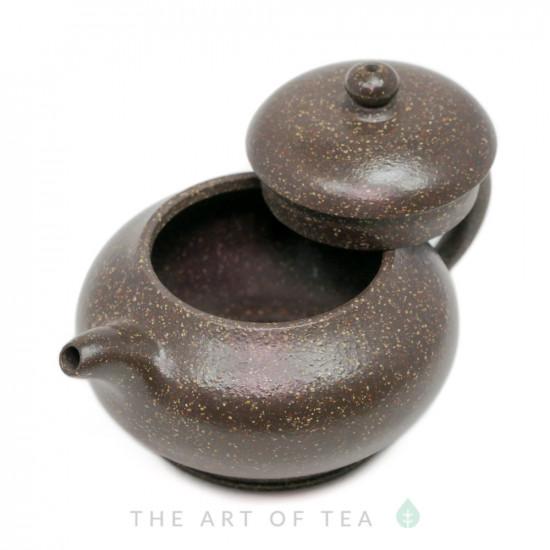 Чайник из исинской глины т98, 145 мл
