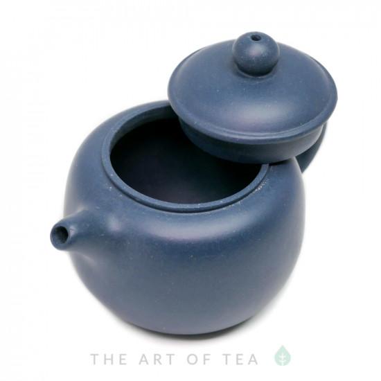 Чайник из исинской глины т99, 95 мл