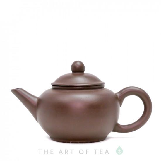 Чайник из исинской глины т101, 50 мл