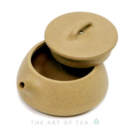 Чайник из исинской глины т105, 180 мл