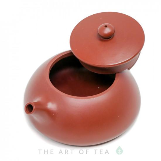 Чайник из исинской глины т108, 140 мл