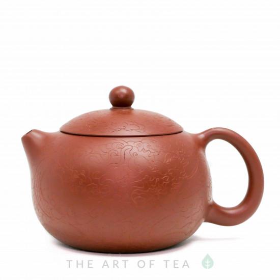 Чайник из исинской глины т109, 220 мл