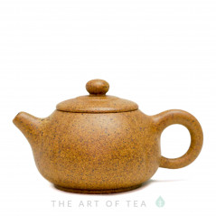 Чайник из исинской глины т259, 110 мл