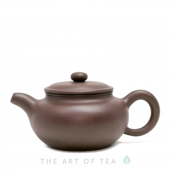 Чайник из исинской глины т111, 155 мл