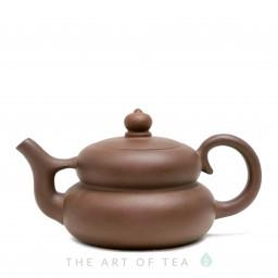 Чайник из исинской глины т112, 200 мл