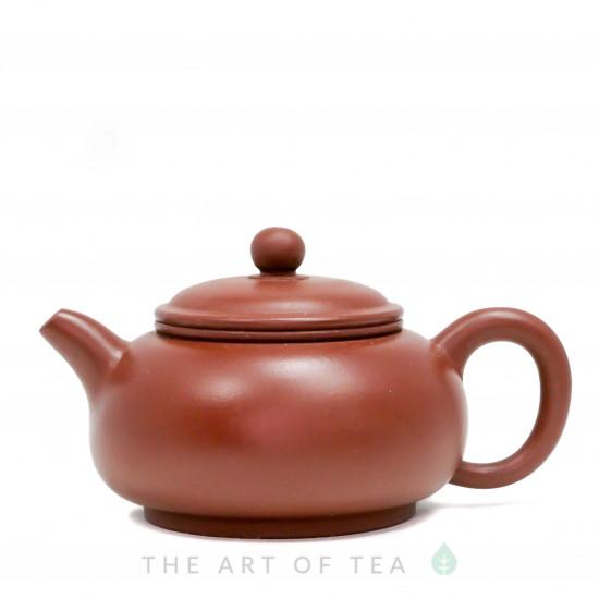 Чайник из исинской глины т113, 160 мл