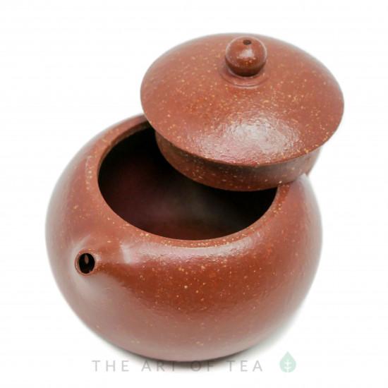 Чайник из исинской глины т114, 160 мл
