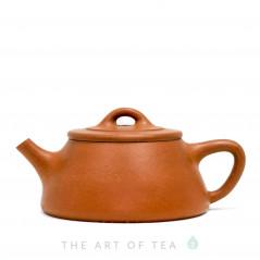 Чайник из исинской глины т115, 200 мл