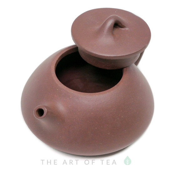Чайник из исинской глины т369, 95 мл