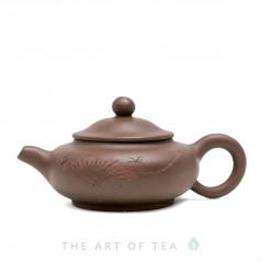 Чайник из исинской глины т116, 125 мл