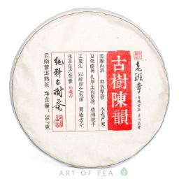 Гу Шу Чэнь Юнь, 2009 г, блин 357 гр
