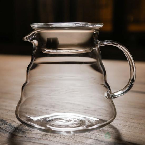 Чайник Облако, огнеупорное стекло, 600 мл