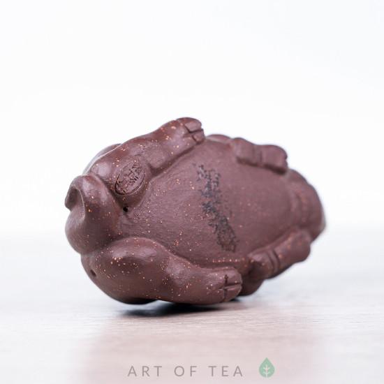 Фигурка Кабанчик, исинская глина, 8 см