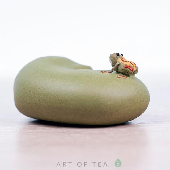Фигурка Лягушка на бобе, 6 см