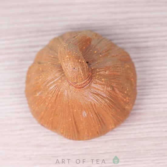 Фигурка Коробочка лотоса, жёлтая, 4 см