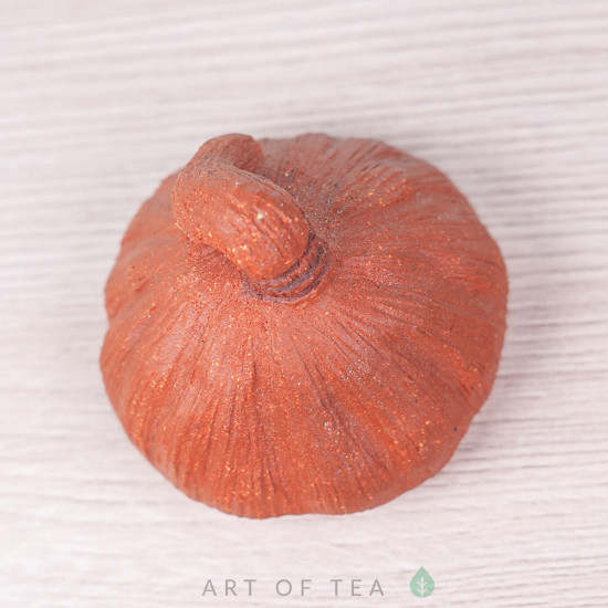 Фигурка Коробочка лотоса, коричневая, 4 см