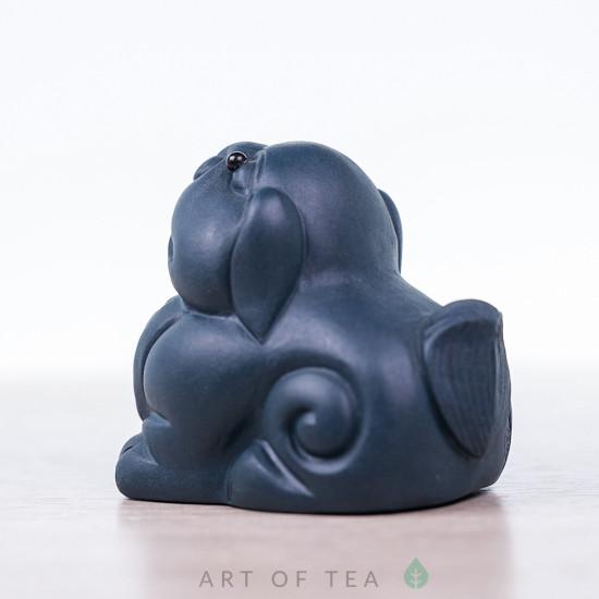 Фигурка Небесный Львёнок, исинская глина, 5 см