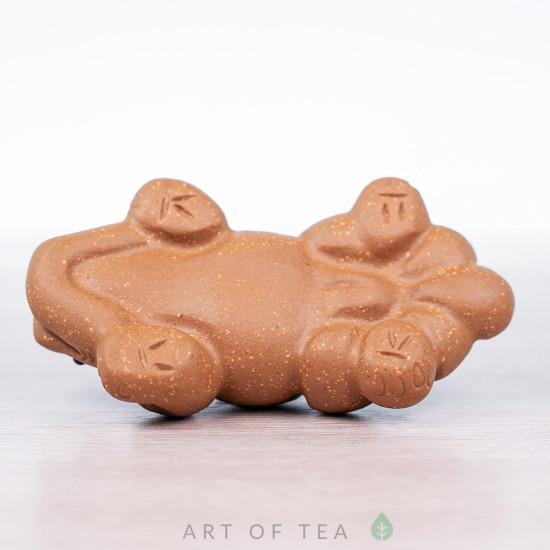 Фигурка Ци Линь, исинская глина, 7 см