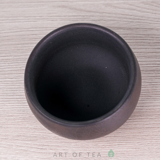 Пиала Лист 711, цзяньшуйская глина, 50 мл