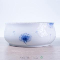 Чайный пруд Одуванчик, фарфор, 15 см