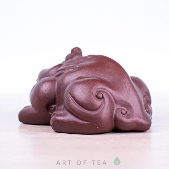 Фигурка Пи Сю, исинская глина, 9 см