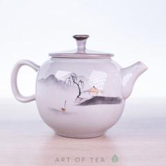 Чайник к193, ручная роспись, 160 мл