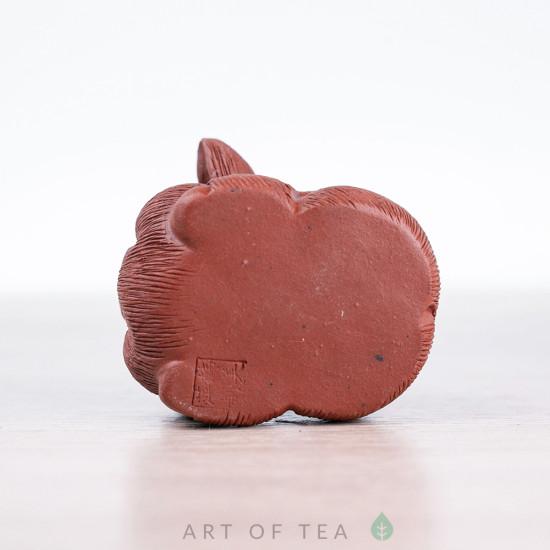 Фигурка Весёлая свинка, исинская глина, 5 см