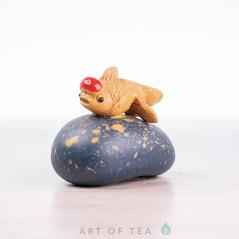 Фигурка Рыбка на камне, 4 см