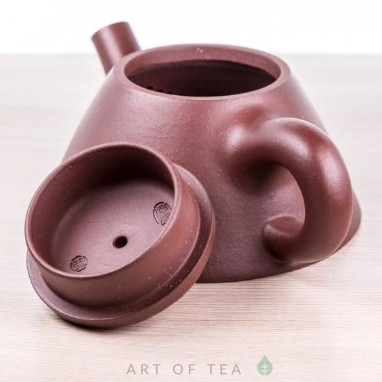 Чайник из исинской глины т564, 200 мл