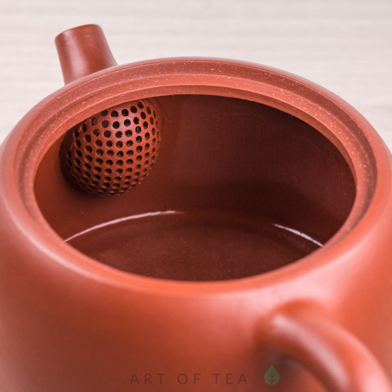 Чайник из исинской глины т595, 190 мл