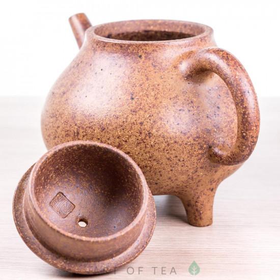 Чайник из исинской глины т577, 165 мл