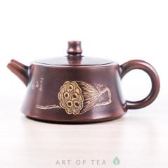 Чайник с174, циньчжоуская керамика, 170 мл
