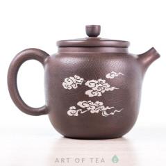 Чайник из цзяньшуйской глины м177, 260 мл