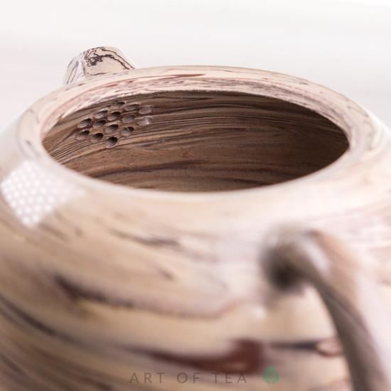 Чайник из цзяньшуйской глины м178, 220 мл