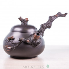 Чайник из цзяньшуйской глины м183, 260 мл