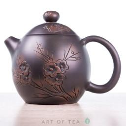 Чайник из цзяньшуйской глины м184, 230 мл