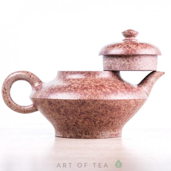 Чайник из исинской глины т616, 150 мл