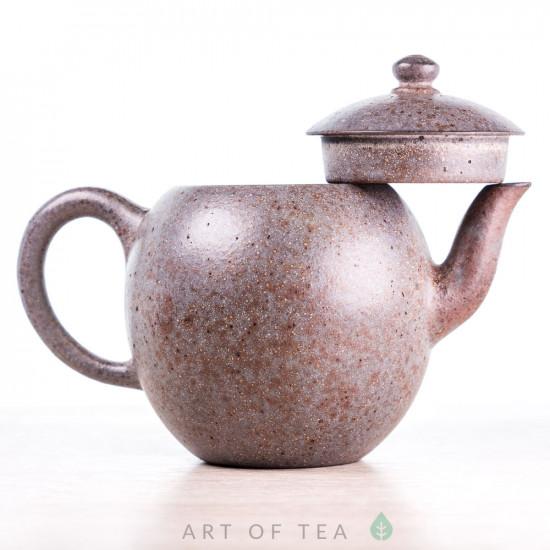 Чайник из исинской глины т617, 140 мл