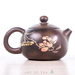 Чайник из цзяньшуйской глины м179, 230 мл