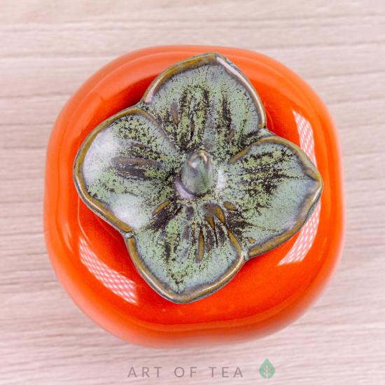 Чайница Хурма, керамика, 200 мл