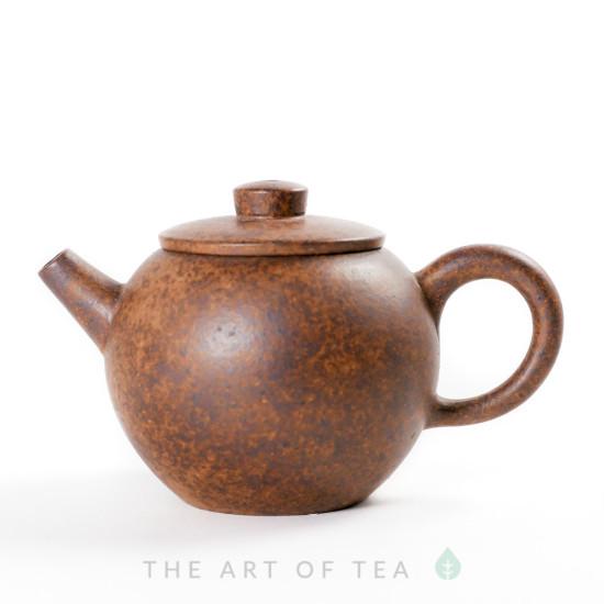 Чайник из исинской глины т268, 125 мл