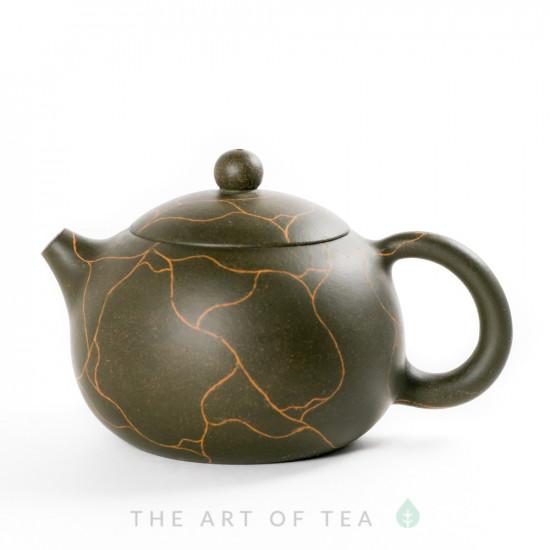 Чайник из исинской глины т265, 215 мл