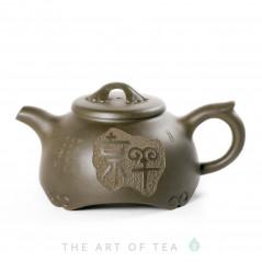 Чайник из исинской глины т271, 300 мл