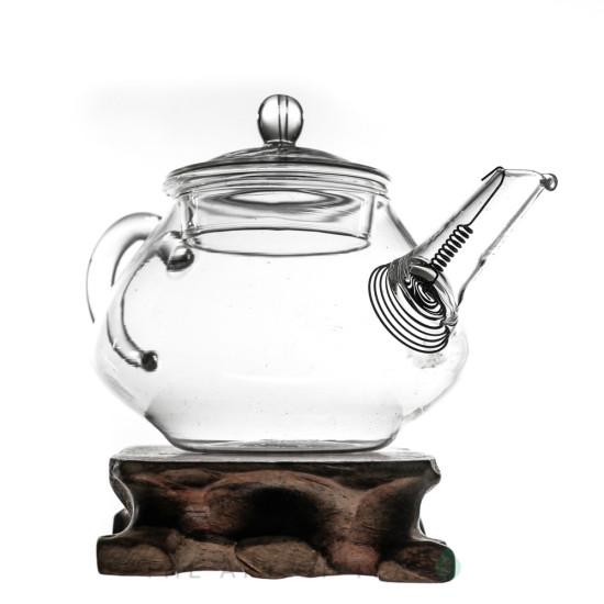 Чайник Классика, малый, стекло, 180 мл