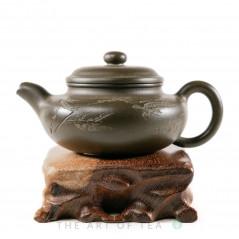Чайник из исинской глины т278, 160 мл