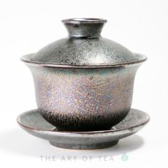 Гайвань Павлинья глазурь, керамика, 155 мл